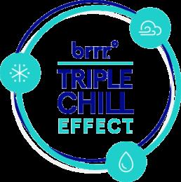 Brrr° Triple Chill Effect